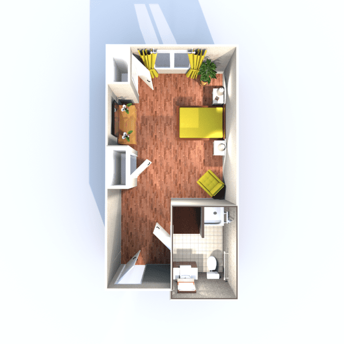 Private Apartment