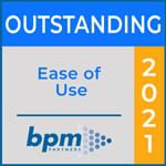 Outstanding Ease of Use Pulse Rating